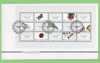 New Zealand 2007 Personalised Stamps sheet on First Day Cover