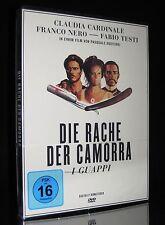 DVD DIE RACHE DER CAMORRA - Mafia-Thriller mit FRANCO NERO + CLAUDIA CARDINALE *