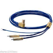 ORTOFON CAVO PER BRACCIO 6NX-TSW 1010L TONEARM CABLE  5 PIN a L/RCA CAVO PHONO