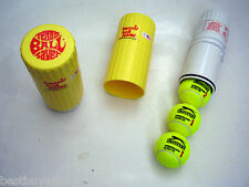 BRAND NEW!!! TENNIS BALL SAVER (MADE IN USA)(Saves Pressure in Tennis Balls)