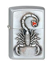 Zippo Feuerzeug Scorpion Flame Emblem 2001808