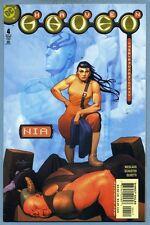 Haven The Broken City #4 2002 Ariel Olivetti DC Comics