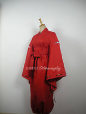 Fashion Anime Inuyasha - Inuyasha cosplay costume Any Size