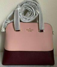 NWT Kate Spade Maise Medium Dome Leather Satchel Bag $299 Original Packaging