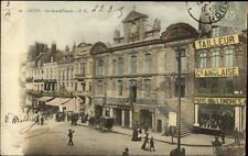 Lille France Le Grand Garde c1905 Used Postcard