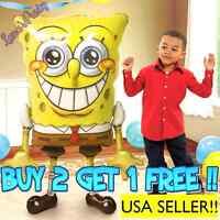 "40"" SPongebob Squarepants Patrick Birthday Balloons party balloon decorations"