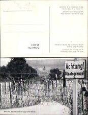 414067,Österreich Ungarische Grenze Maschendrahtzaun Bundesheer Österreich