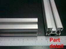 "Aluminum T-slot 3030 extruded profile 30x30-8 Length 1000mm (<40""), 4 pieces set"