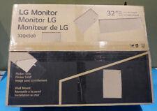 """LG 32QK500-WB-CUSBNR 32"""" MONITOR"""