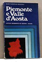 PIEMONTE E VALLE D'AOSTA - Guide turistiche regionali [Libro]