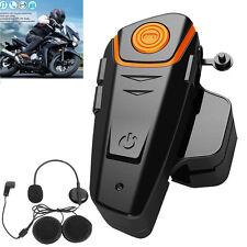 3280 10/12ft Bluetooth Intercom Bt-S2 Motorcycle Helmet Watertight Headset Fm
