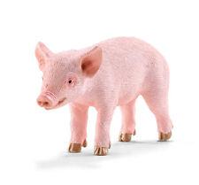 Schleich 13783 Piglet Model Farm Animal Pig Toy 2015 - NIP