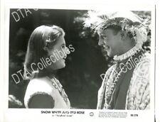 SNOW WHITE AND ROSE RED-1950'S-FN-8X10 STILL-FANTASY-ROSEMARY SEEHOFER- FN