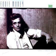 Eddie Money - Can't Hold Back LP 1986 (VG+/VG+) '