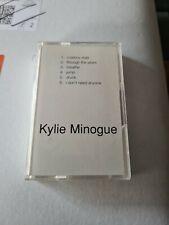 More details for kylie minogue impossible princess rare promo/marketing cassette 1997