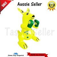 INFLATABLE KANGAROO BOXING 45CM CHILDREN AUSTRALIA DAY PARTY BALLOON TOYS GIFT