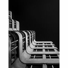Warby ShellHaus Berlin Germany Architecture Photo XL Wall Art Canvas Print