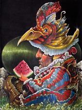 AUREMIL Aurelio Milera 1H Original CUBAN Fine ART Signed Painting CUBA Latin