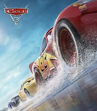Cars 3 Movie Poster (13x19 inches)