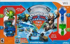 Nintendo Wii Skylanders Trap Team: Starter Pack Version Française