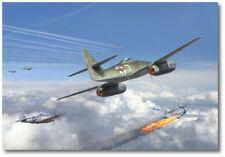 HEINZ BAR by Jim Laurier -  Me-262 - P-47s  - L/E - Aviation Art Prints