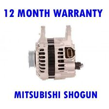 MITSUBISHI SHOGUN PININ 1.8 1999 2000-07 RMFD ALTERNATOR 12 MONTH WARRANTY