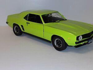 "1:18 ""Ertl"" 1969 Camaro Z/28 1 of 1"
