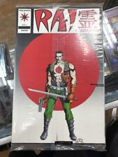 Rai Companion #1 Valiant New Still In Plastic