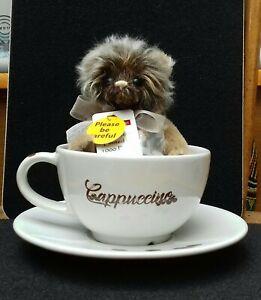 Charlie Bears Minimo Cappuccino L/e no 21/1000