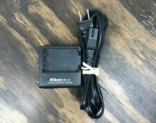 Nikon MH-61 Battery Charger Genuine OEM Original Free Shipping Fast Shipping