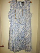 Gok Wan 22 R Coqueta Bonito Vestido S 1950 Pin-Up Reloj de Arena Starlet Nuevo + cinturón Cott