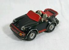 EARLY 2 micro machines 1983-89 porsche 911 turbo cabriolet 1987 galoob