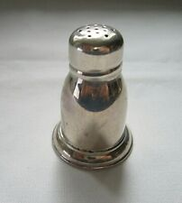 Vintage sterling silver mini pepperette