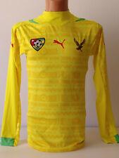 Togo Yellow Sample Long Sleeve Jersey Puma ACTV Size L