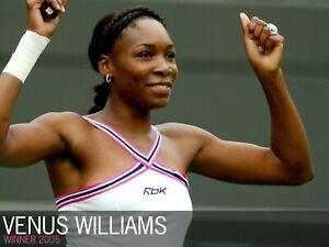 Venus Williams Reproduction archival quality photo