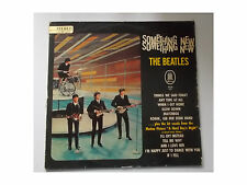 The Beatles ‎- Something New - LP - Odeon  SMO 83 756 German 1st press