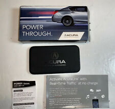 AP- Acura Cell Phone Power Bank 3.7v 5000mAh iPhone Android Mdx Rlx TL Nsx