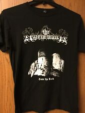"""The Nights Watch  - """"Take The Black"""".  Game Of Thrones.  Black Shirt.  M."""