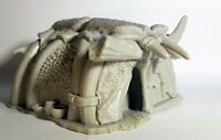 1x RUNEHORN HUT - BONES REAPER figurine miniature rpg lost valley hutte 44605
