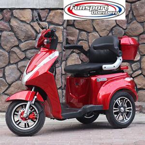 Econelo S1000 Elektro Mobil Senioren Dreirad Kranken Roller Rollstuhl