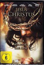 Jesus Christus  - Der Weg des Herrn / komplette TV-Serie auf 2 DVD / neu