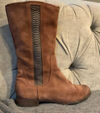 Ugg Brown Suede Boots - Size 6.5