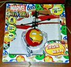 Marvel Heli Ball -IRON MAN- Powerful Levitating Sphere *Flies up to 15ft*