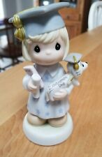 Precious Moments Figurine • 2001 • You're An All-Star Graduate • 101498