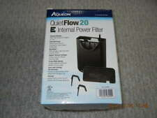AQUEON QuietFlow 20 E Internal Power Filter, NEW