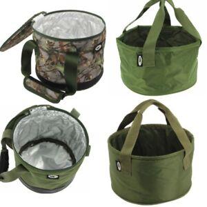 Groundbait Bowl Bait Bin Bucket for Boilies Method Mix Carp Coarse Fishing NGT