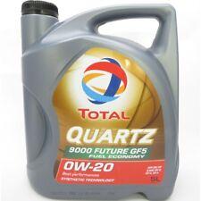 5 Liter TOTAL QUARTZ 9000 FUTURE GF5 0W-20 / Toyota - Honda - Ford - Mitsubishi