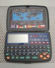 Calculadora Con Agenda 15KB - Varios Idiomas - Retro Vintage - Cambio Divisas -