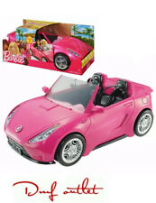 Barbie Car Glam Convertible Car Sparkly Pink Vehicle Play Fun Toy Gift