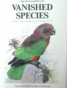 The Envyclopedia Of Vanished Species By David Day - Hardcover